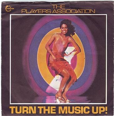 PLAYERS ASSOCIATION - TURN THE MUSIC UP - VANGUARD