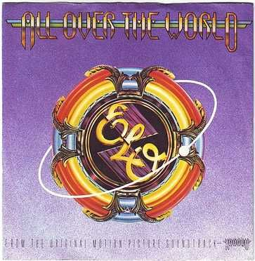 ELO - ALL OVER THE WORLD - JET