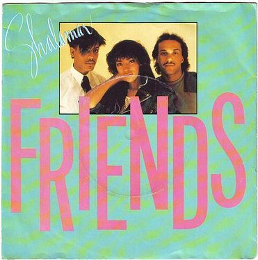 SHALAMAR - FRIENDS - SOLAR