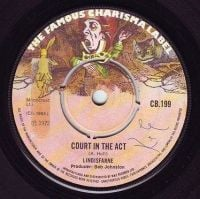 LINDISFARNE - COURT IN THE ACT - CHARISMA