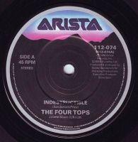 FOUR TOPS - INDESTRUCTIBLE - ARISTA
