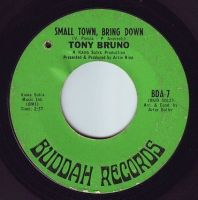 TONY BRUNO - SMALL TOWN, BRING DOWN - BUDDAH