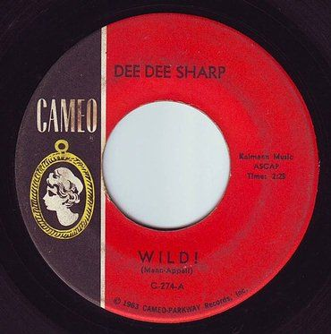 DEE DEE SHARP - WILD! - CAMEO