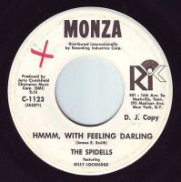 SPIDELLS - HMMM, WITH FEELING DARLING - MONZA DEMO
