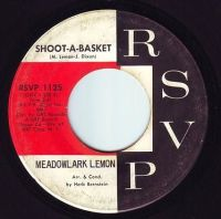 MEADOWLARK LEMON - SHOOT-A-BASKET - RSVP