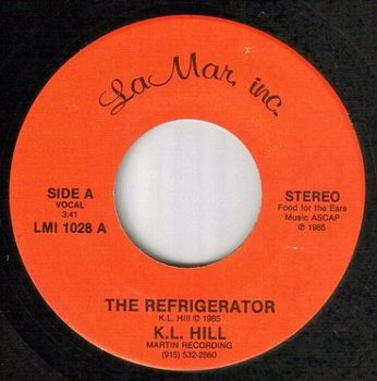 K.L. HILL - THE REFRIGERATOR - LA MAR INC
