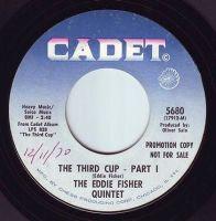 EDDIE FISHER QUINTET - THE THIRD CUP - CADET DEMO