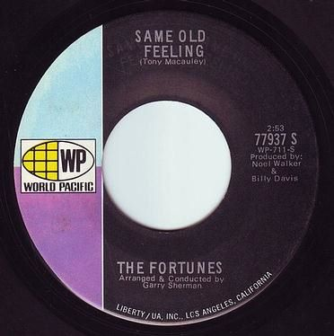 FORTUNES - SAME OLD FEELING - WORLD PACIFIC