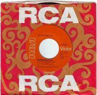 ELVIS PRESLEY - RUBBERNECKIN' - RCA