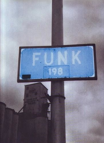 FUNK 198 - RED - STICKMAN