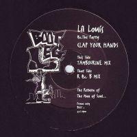 LI'L LOUIS & THE PARTY - CLAP YOUR HANDS - BOOTLEG