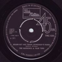 SUPREMES & FOUR TOPS - REACH OUT AND TOUCH - TMG 836