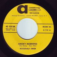 ROOSEVELT GRIER - SMOKY MORNING - A RECORDS