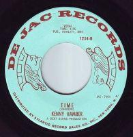 KENNY HAMBER - TIME - DE JAC