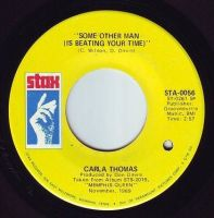 CARLA THOMAS - SOME OTHER MAN - STAX