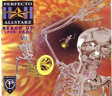 PERFECTO ALLSTARZ - REACH UP (PIG BAG) - PERFECTO CD