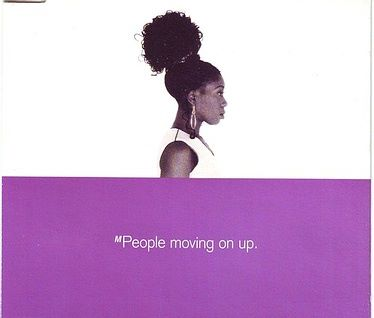 M PEOPLE - MOVING ON UP - DECONSTRUCTION CD