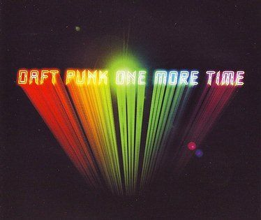 DAFT PUNK - ONE MORE TIME - DAFT LIFE CD