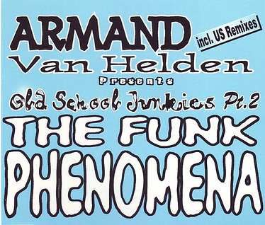 ARMAND VAN HELDEN - THE FUNK PHENOMENA - ZYX CD