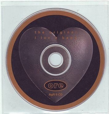 THE ORIGINAL - I LUV YOU BABY - ORE CD