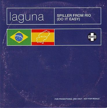 LAGUNA - SPILLER FROM RIO (DO IT EASY) - POSITIVA PROMO CD
