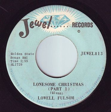 LOWELL FULSOM - LONESOME CHRISTMAS - JEWEL