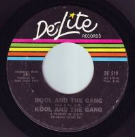 KOOL & THE GANG - KOOL AND THE GANG - DELITE