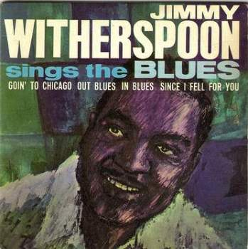 JIMMY WITHERSPOON - SINGS THE BLUES - ARC