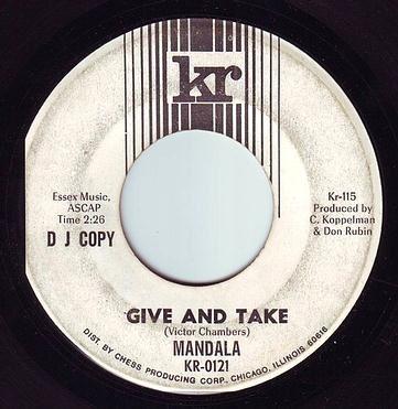 MANDALA - GIVE AND TAKE - KR DEMO
