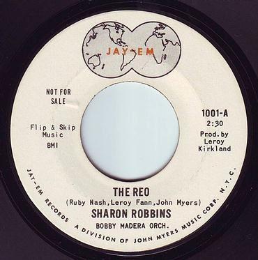 SHARON ROBBINS - THE REO - JAY EM DEMO