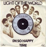LIGHT OF THE WORLD - I'M SO HAPPY - MERCURY