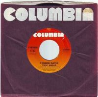 TYRONE DAVIS - THIS I SWEAR - COLUMBIA