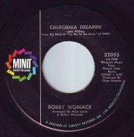 BOBBY WOMACK - CALIFORNIA DREAMIN' - MINIT