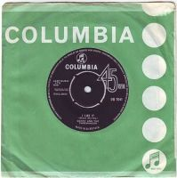 GERRY & THE PACEMAKERS - I LIKE IT - COLUMBIA