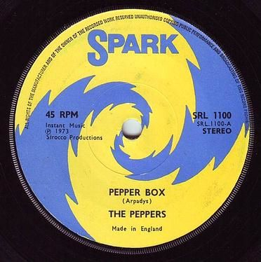 PEPPERS - PEPPER BOX - SPARK