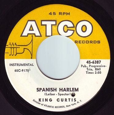 KING CURTIS - SPANISH HARLEM - ATCO