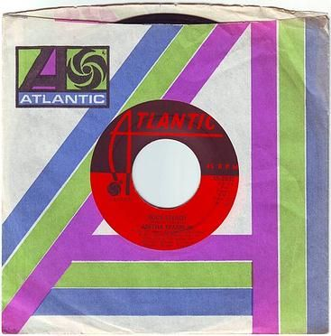 ARETHA FRANKLIN - ROCK STEADY - ATLANTIC