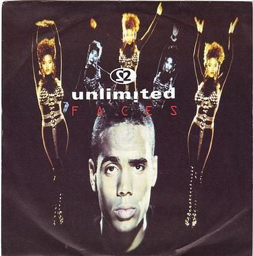 2 UNLIMITED - FACES - PWL