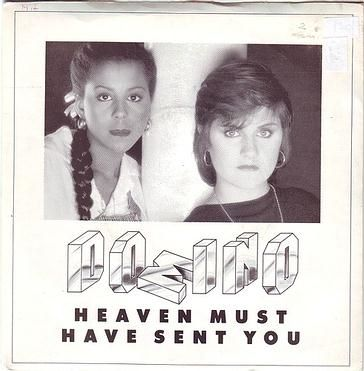 DOMINO - HEAVEN MUST HAVE SENT YOU - EMI