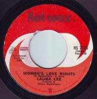 LAURA LEE - WOMEN'S LOVE RIGHTS - HOT WAX