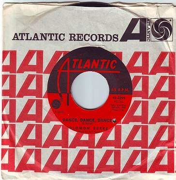 SOLOMON BURKE - DANCE, DANCE, DANCE - ATLANTIC
