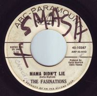 FASINATIONS - MAMA DIDN'T LIE - ABC DEMO