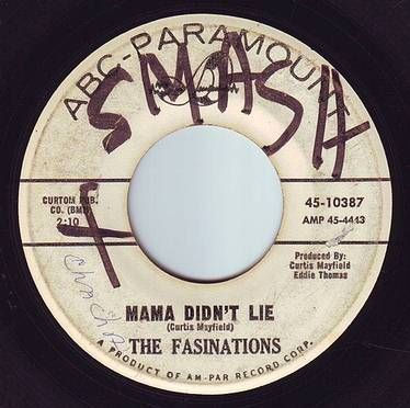 FASINATIONS - MAMA DIDN'T LIE - ABC DEMO