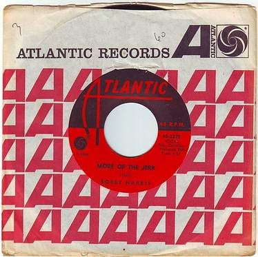BOBBY HARRIS - MORE OF THE JERK - ATLANTIC