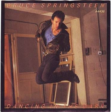 BRUCE SPRINGSTEEN - DANCING IN THE DARK - CBS