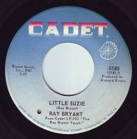 RAY BRYANT - LITTLE SUZIE - CADET