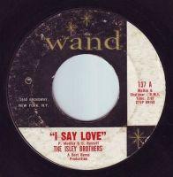 ISLEY BROTHERS - I SAY LOVE - WAND