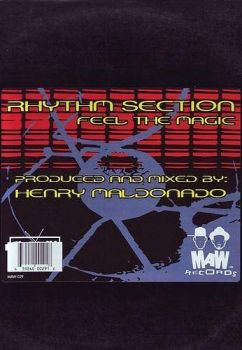 RHYTHM SECTION - FEEL THE MAGIC - MAW