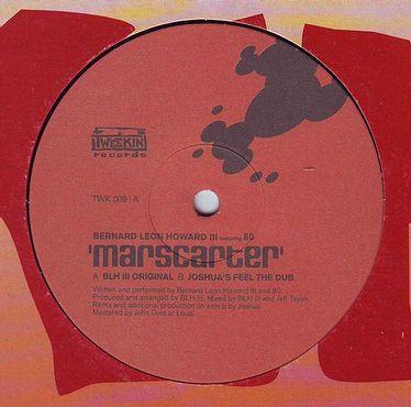 BERNARD LEON HOWARD III - MARSCARTER - TWEEKIN