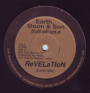 SUN PEOPLE - REVELATION - EARTH, MOON & SUN